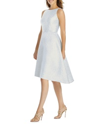 Dessy Collection Sa Highlow Cocktail Dress