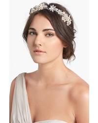 Halo Co Cannes Crystal Flower Headband