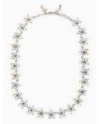 Kate Spade Toss The Bouquet Necklace
