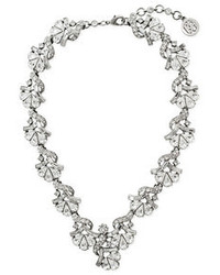 Ben-Amun Twisted Floral Statet Necklace