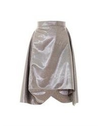 Vivienne Westwood Anglomania Aztec Lurex Full Skirt