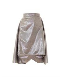 Vivienne Westwood Anglomania Aztec Lurex Full Skirt