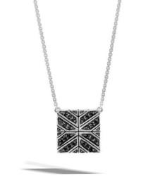 John Hardy Sapphire Pendant Necklace