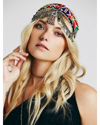 Free People Alisa Michelle Indian Tapestry Headpiece