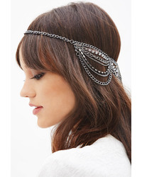 Forever 21 Layer Chain Head Piece