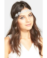 Nina Crystal Stretch Headband