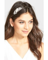 Nina Faux Pearl Medallion Headband
