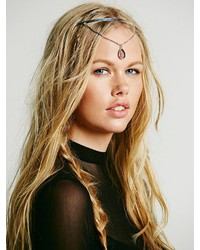 Free People Ah Reum La Couture Draped Chain Headband