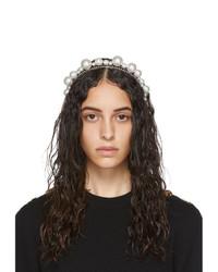 Givenchy Silver Ariana Headband