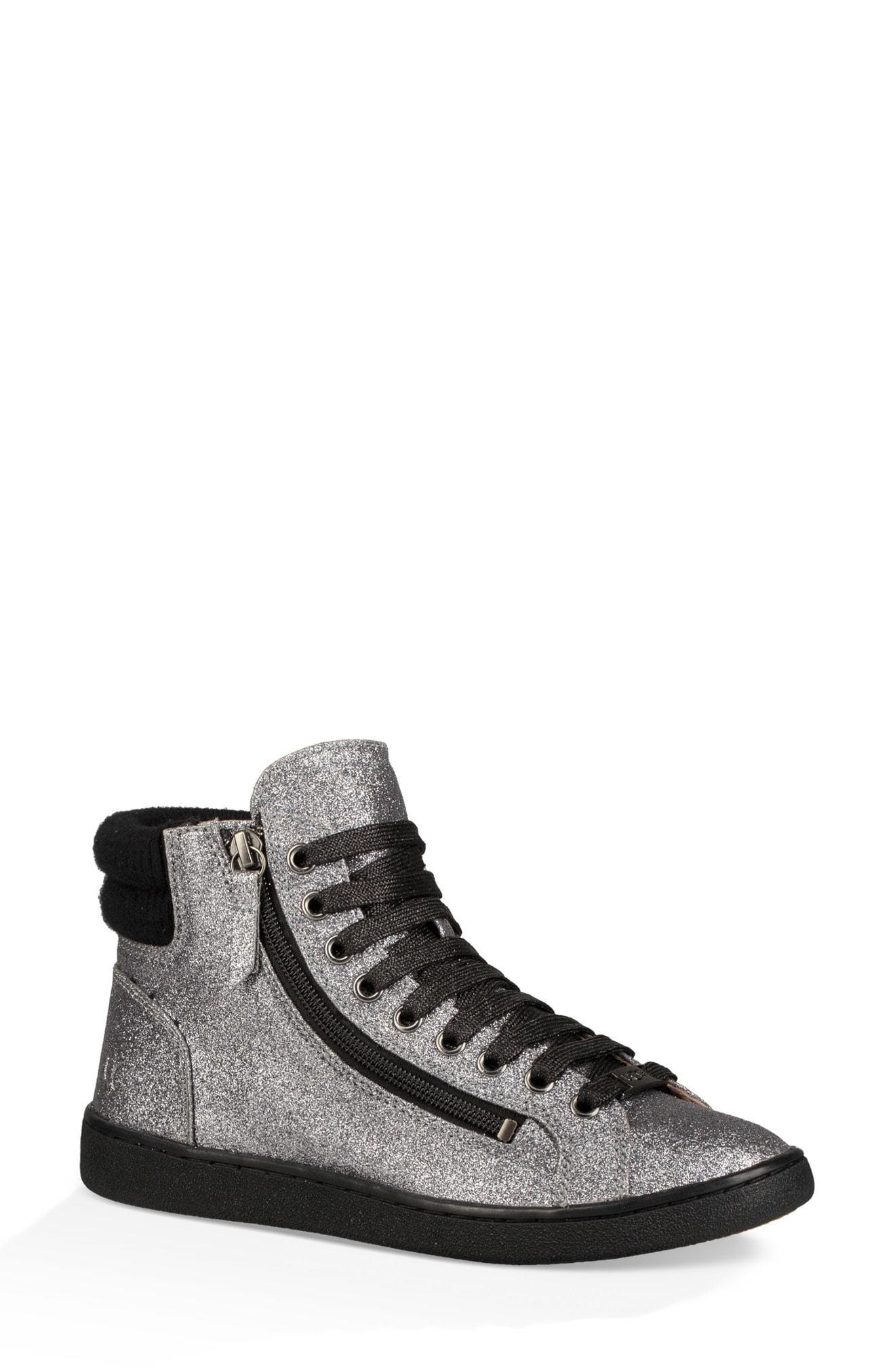 2d9b3495e79 Olive Glitter Sneaker
