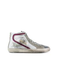 Golden Goose Deluxe Brand Slide Hi Top Sneakers