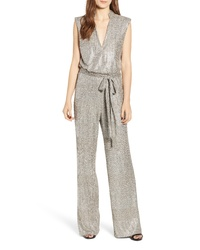BISHOP AND YOUNG Bishop Young Metallic Jumpsuit