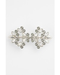 Givenchy Crystal Bowtie Brooch