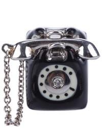 Miss Bibi Telephone Pin