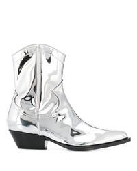 Philosophy di Lorenzo Serafini Metallic Cow Boy Boots