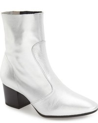Moscow metallic zip bootie medium 801161