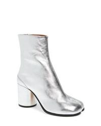 Maison Margiela Tabi Metallic Boot