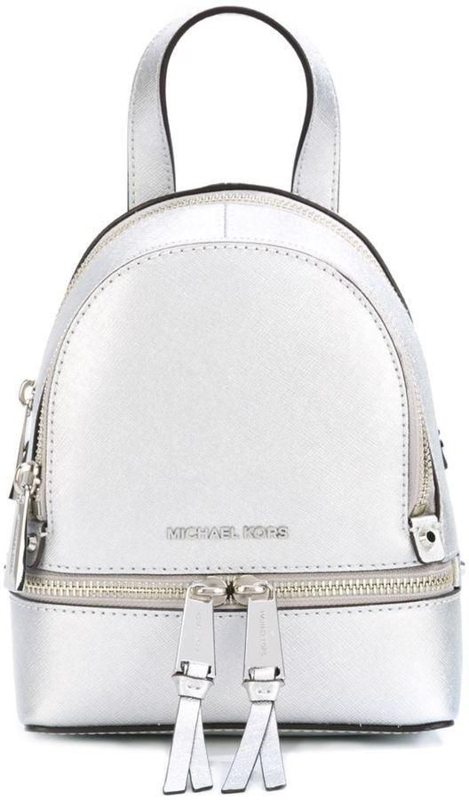 51c24bee49c5 ... Backpacks MICHAEL Michael Kors Michl Michl Kors Extra Small Rhea  Backpack