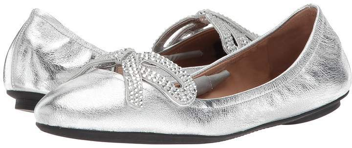 Marc Jacobs Willa Strass Bow Ballerina Flat Flat Shoes