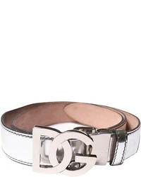 Leather buckle belt medium 614358