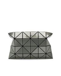 Bao Bao Issey Miyake Lucent Geometric Pattern Clutch