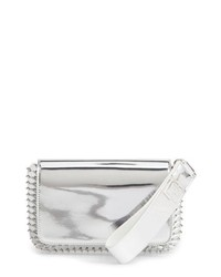 Paco Rabanne Mini Leather Wristlet
