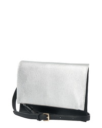 Urban Originals Sheer Luxe Vegan Leather Envelope Clutch