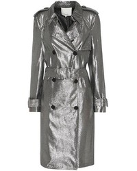 3.1 Phillip Lim Metallic Trench Coat