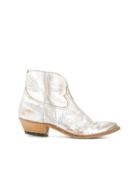 Golden Goose Deluxe Brand Ankle Length Cowboy Boots