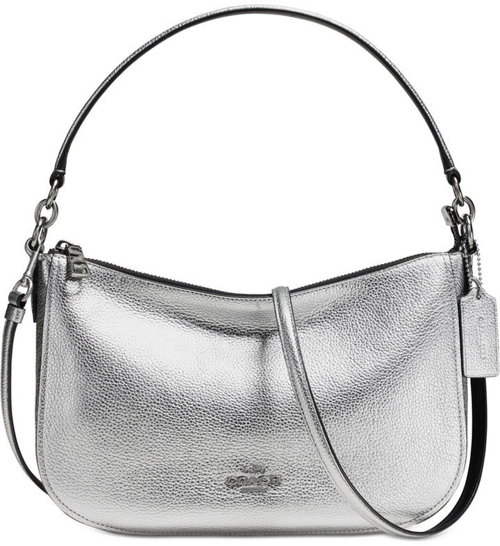 60d272a4df ... canada bags coach chelsea crossbody in polished pebble leather e1477  385e8