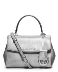 598935b436fd ... Michael Kors Michl Kors Ava Extra Small Saffiano Leather Crossbody