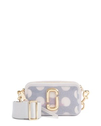 Marc Jacobs The Jelly Glitter Snapshot Crossbody Bag