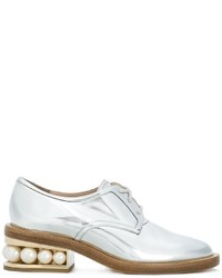 Nicholas Kirkwood 35mm Casati Pearl Derby Shoes