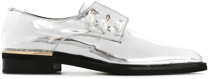 Coliac Ferny Derby Shoes