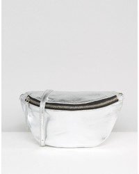 Leather metallic classic fanny pack medium 3642368
