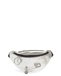 See by Chloe Mindy Metallic Leather Belt Bag