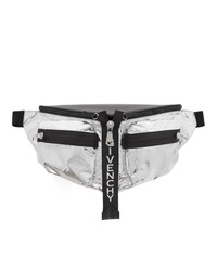 Givenchy Silver Spectre Bum Bag