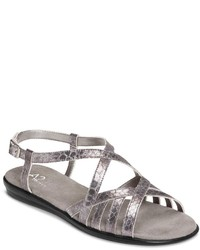 Aerosoles A2 By Rosoles Exchlaim Core Comfort Strappy Sandals