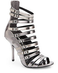 Boutique 9 palaki metallic gladiator sandals medium 40794