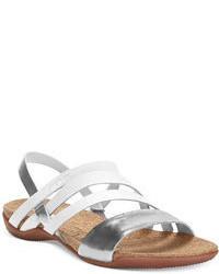 DKNY Sparrow Flat Sandals