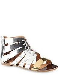 Call it SPRING Tm Koari Lace Up Gladiator Sandals