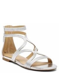 Badgley Mischka Torrence Gladiator Flat Sandal