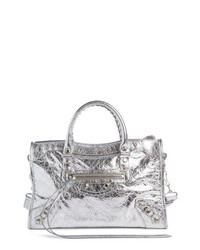 Balenciaga Small Arena City Leather Tote