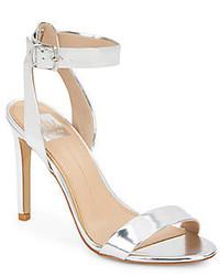 Dolce Vita Berkeley Metallic High Heel Sandals