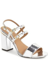 Calvin Klein Caisiey Block Heel Sandal