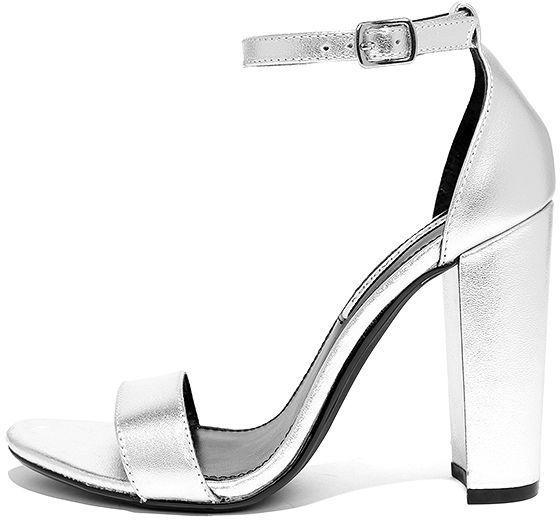 d40e10ceb06 ... Steve Madden Carrson Blush Patent Ankle Strap Heels ...