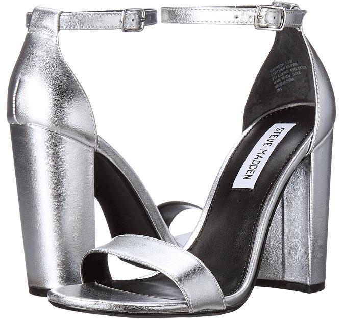 04b9c0e8d13 ... Steve Madden Carrson Heeled Sandal High Heels ...