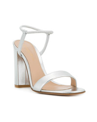 Gianvito Rossi Chunky Heel Sandals