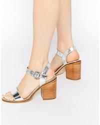Asos Collection Homewood Heeled Sandals