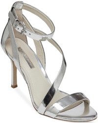 BCBGeneration Diego Mid Heel Strappy Sandals